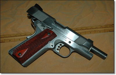 how to clean and lubricate a handgun